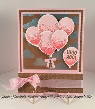 Balloon Celebration &Shine On DSP