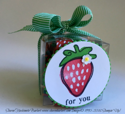 Fresh Fruit stamp set, www.sharonburkert.com,#Stampin''Up!