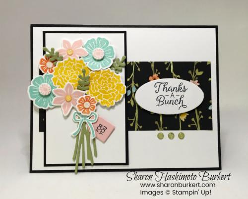 Beautiful Bouquet bundle www.sharonburkert.com