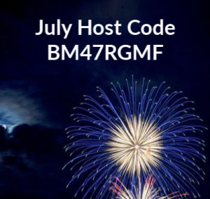 JulyHostCode
