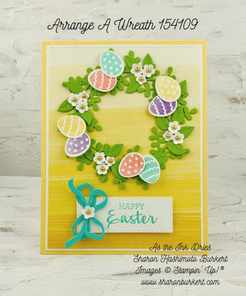 Arrange!Wreath-EasterWreath