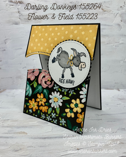 DarlingDonkeys-Flower&Field-side1